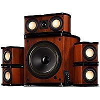 HiVi 惠威 M300 大尺寸有源音箱 蓝牙音箱 客厅电视音箱 音响(亚马逊自营商品, 由供应商配送)