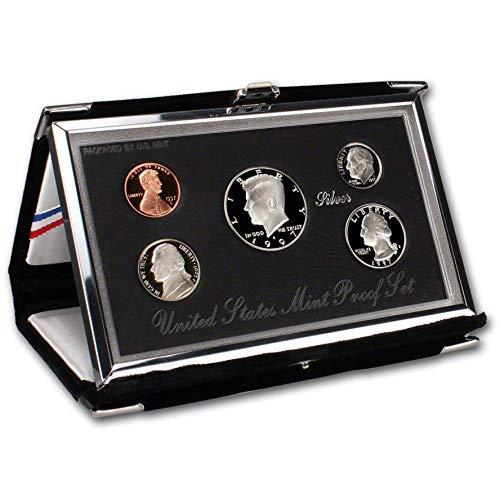 1997 US Mint Premier Silver Proof Set