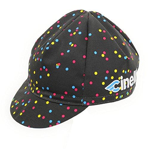 有毒証人非常に怒っていますCinelli(チネリ)CALEIDO DOTS CAP C0221