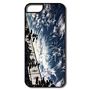 Geek Glowing Clouds IPhone 5/5s Case For Her