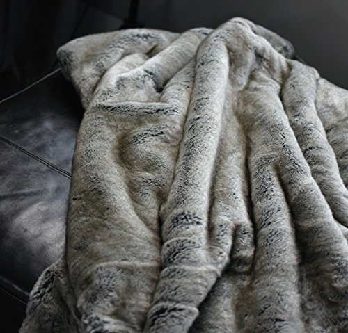 Review Luxury Faux Fur Throw