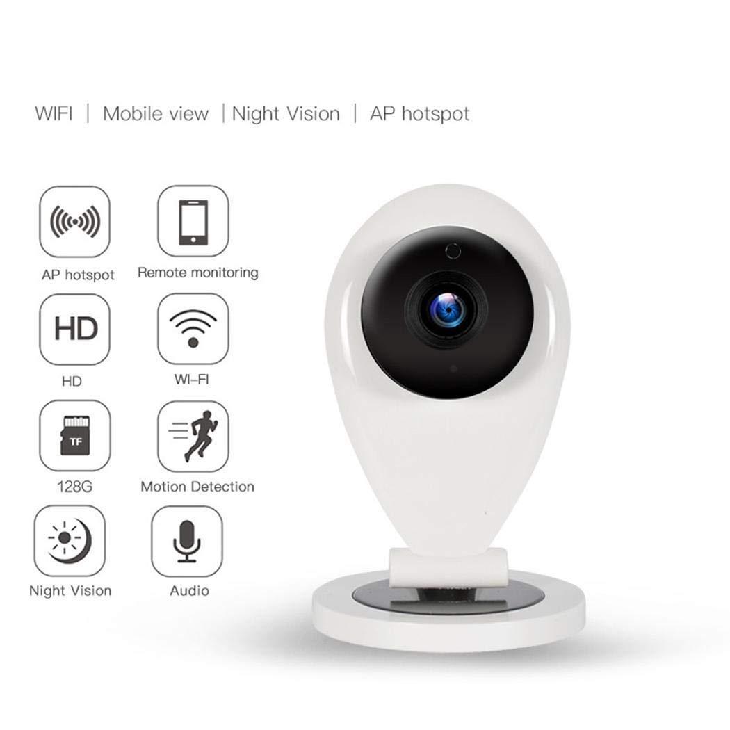 Oguine Mini HD WiFi Camera Wireless Intelligent Network Surveillance Camera Security by Oguine