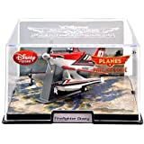 """Disney Planes """"2"""" Exclusive Die Cast Plane Firefighter Dusty (échelle 1:43)"""