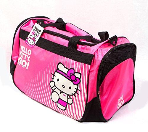 Hello Kitty Sports Duffle Bag df53101c29e1b