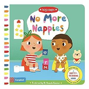 No More Nappies: A Potty-Training Book (Big Steps)Board book – 22 Mar. 2018