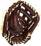 "Mizuno Franchise Baseball Glove, 12.5"", Worn on left hand"