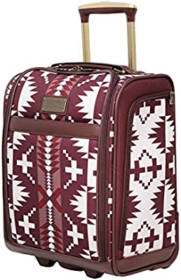 Burgundy Pendleton Spider Rock 2.0 16 Underseat Rolling Tote One Size