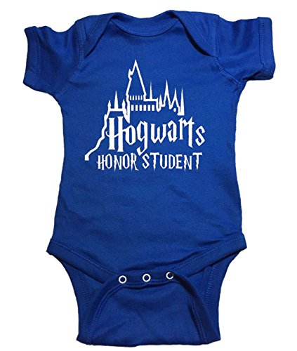 Harry Potter Baby One Piece Hogwarts Honor Student Bodysuit