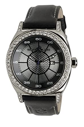 Buy Rocawear Mens Rd1474 1 Color Story Bling Black Watch Online At