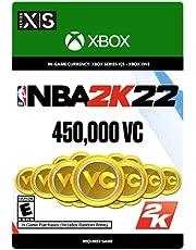 NBA 2K22: VC [Twister Parent]