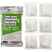 Impresa Products 3-Pack of FreshFlow-Compatible Replacement Produce Preserver Packets