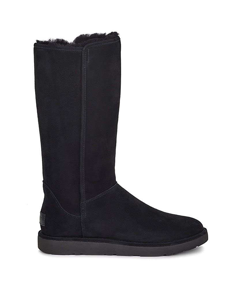 Ugg Womens Abree Tall II Leather Bruno|Parkinsons Lifestyle