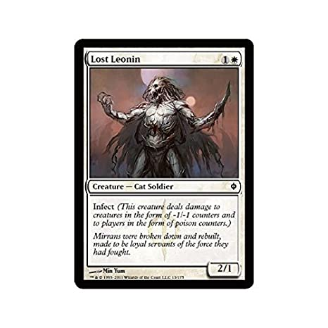 Lost Leonin by Magic: the Gathering: Amazon.es: Juguetes y ...