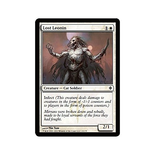 Magic New Phyrexia the Gathering Lost Leonin