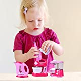 Kitchen Appliance Toys for Girls, Coffee