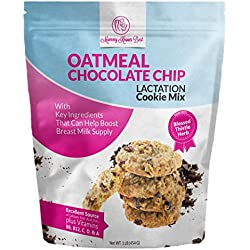 Lactation Cookie Mix with Blessed Thistle