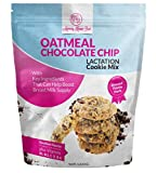 Oatmeal Chocolate Chip Lactation Cookies Mix With Blessed Thistle for Breastfeeding Moms - Formulated with Key Ingredients To Help Boost and Support Breast Milk Supply In Nursing Mothers