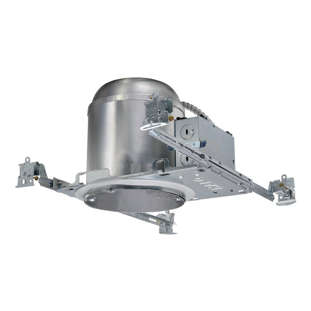 Halo Recessed H750ICATLT560WH6930-4PK 5'' or 6'' Integrated LED Recessed Trim and Housing, White