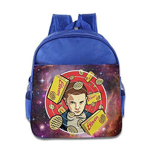 stranger-things-eleven-eggo-kids-backpack-school-bag-for-boys-girls-royalblue
