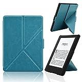acdream nuevo Kindle 8th generation 2016Origami Caso, Ultra Slim PU piel Smart Cover caso premium para 2016Nuevo Kindle 15,2cm E-Reader con función de encendido automático