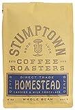 whole bean coffee cherry - Stumptown Coffee Roasters Blend Whole Bean Coffee Bag, Homestead, 12 Ounce