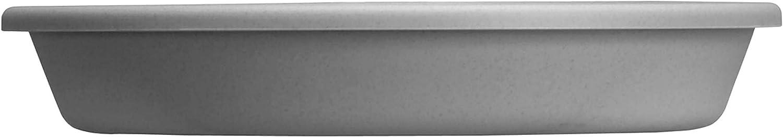 "The HC Companies SLI17000A42 Classic Saucer, 16"", Warm Gray : Garden & Outdoor"