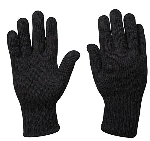 Rothco G.I. Glove Liners Black-6