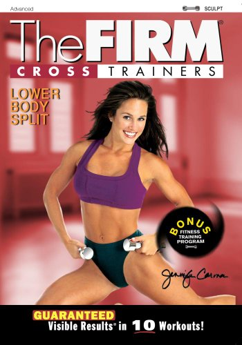 (The Firm: Cross Trainer: Lower Body Split)