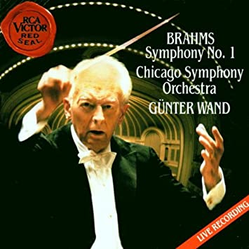 Brahms: Sinfonie 1 - Johannes Brahms, Günter Wand, Chicago Symphony  Orchestra: Amazon.de: Musik