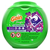 Gain Flings Detergent Moonlight Breeze, 42 Little Pacs Capsules