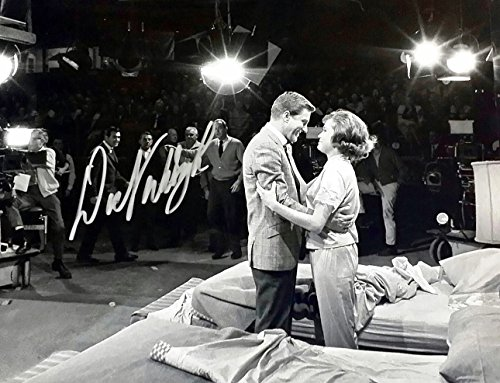 Dick Van Dyke Signed TV Show Photo with Mary Tyler Moore from A&R Collectibles, Inc.