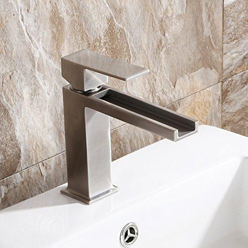 modern vanity faucet - 9