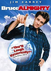 Amazon.com: Bruce Almighty Movie Poster (11 x 17 Inches
