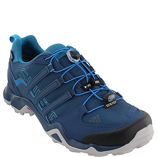 Adidas Outdoor Mens Terrex Swift R Gtx Blu Notte, Blu Notte, Mistero Benzina
