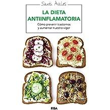 La dieta antiinflamatoria (ALIMENTACION) (Spanish Edition)