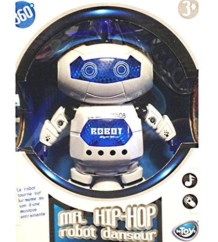 photo Betoys 124435 - Robot Dancer Son et Lumière