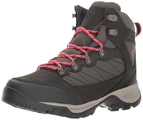 Basses Columbia Pass Cascade Marron Chaussures Femme De Waterproof Randonnée WRRYwx5qr