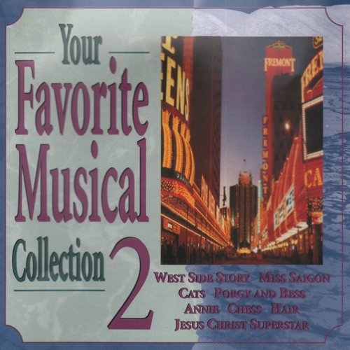 Unknown Talents sing Musicals. Perfect for Private Shows, Parties etc. (Compilation CD, 16 Tracks)