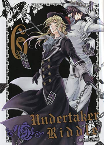 Undertaker Riddle, Tome 6 :