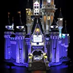 12che-USB-Kit-di-illuminazione-a-LED-per-LEGO-Disney-Castle-71040-Solo-LED-incluso-senza-kit-LEGO
