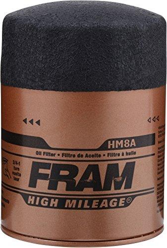 (FRAM HM8A High Mileage Oil)
