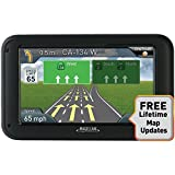 Magellan Roadmate 5322-LM 5'' Touchscreen Portable GPS Navigation System