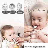 100 PCS Baby Disposable Gauze Toothbrush,Baby