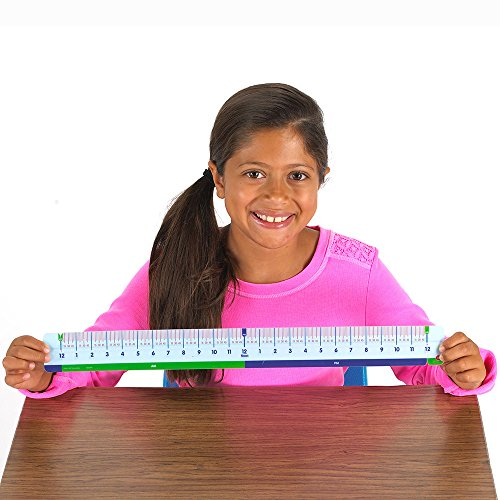 EAI Education Elapsed Time Number Line - Set of 5 (Elapsed Time Number Line)