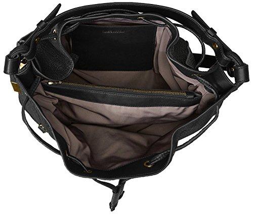 Time's Onyx Bucket Women's LIDA Arrow Bag rnw7xrOq