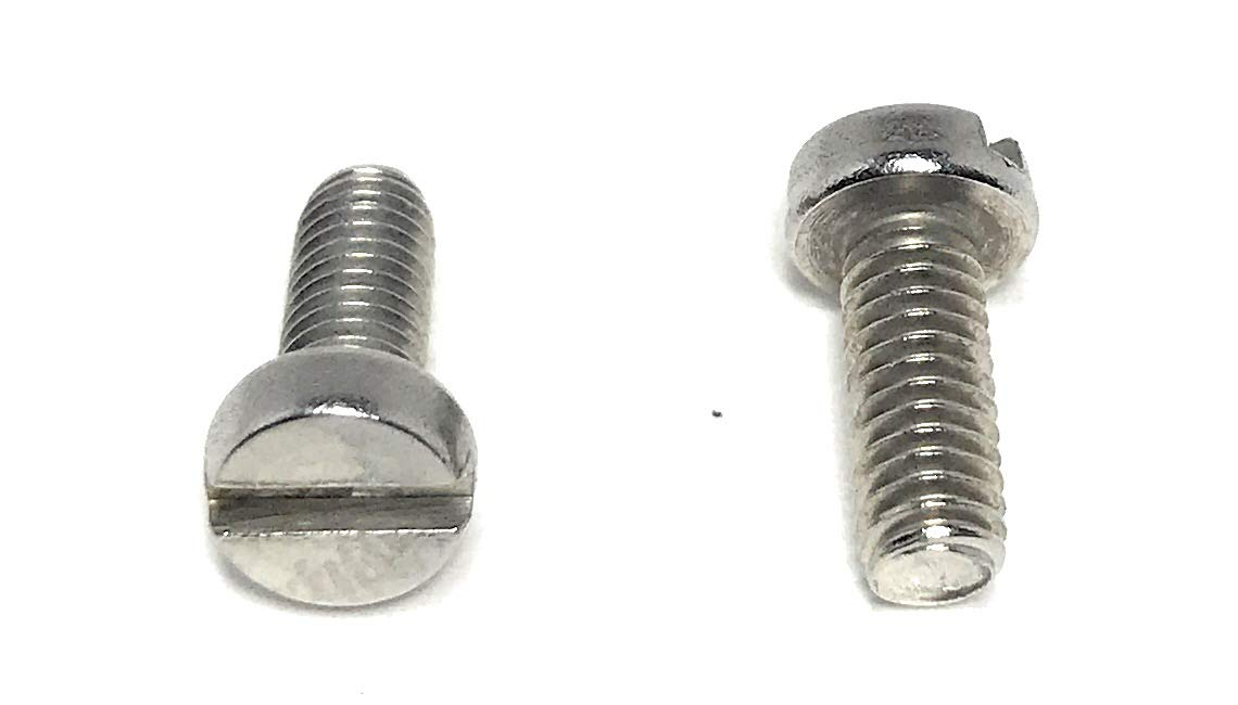 M3-.5 X 25 Flat Socket Cap Screw A2 Stainless Steel Package Qty 100