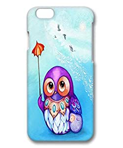 iphone 6 case,iphone 6 PC 3D case,Design for Iphone 6 ,Hybrid Fancy Colorful Pattern Back Case Cover Fit for Iphone 6,made specifically and sleak curves for the iPhone 6 ,owl by ruishername