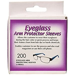 It's A Wrap Eyeglass Arm Protectors, 200 Per Roll