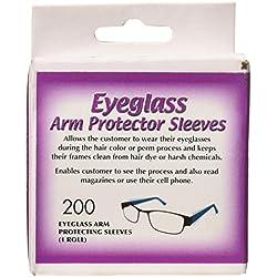 It's A Wrap Eyeglass Arm Protectors, 200 Per Roll
