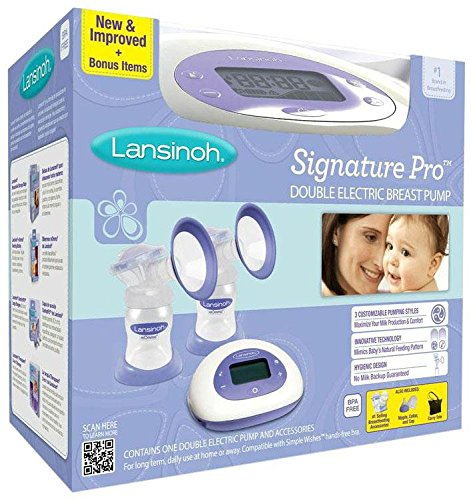 Lansinoh Double Electric Breast Pump